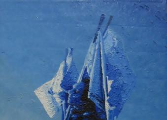 Olio su tela - 50 x 70 cm - 2010